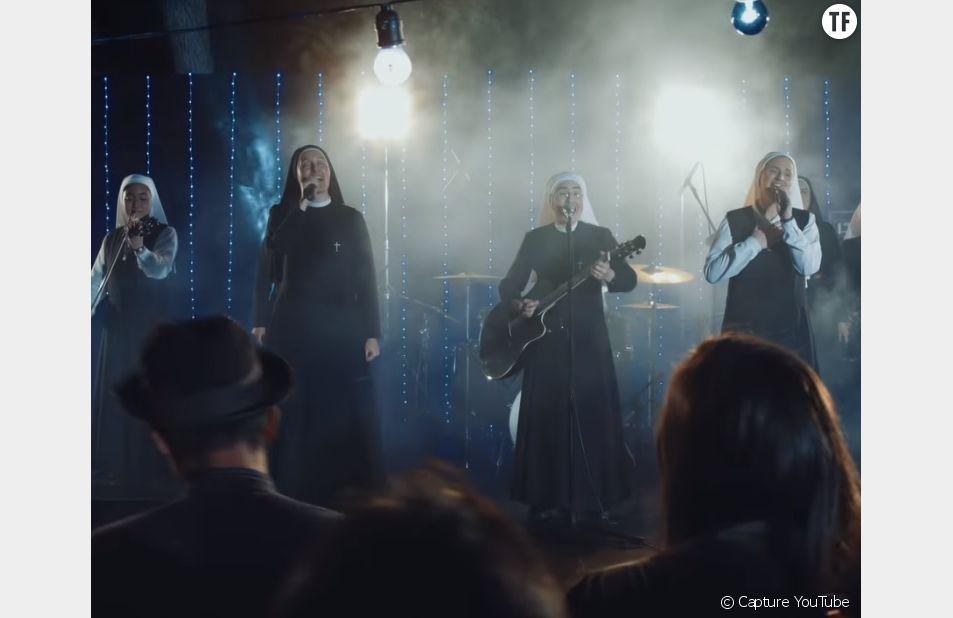 Les Siervas, ce groupe de religieuses qui font rocker le monde entier