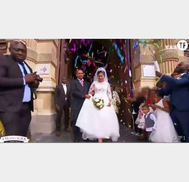 4 mariages pour 1 lune de miel le mariage de nislie et for Des chapeaux pour les mariages