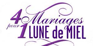 4 mariages pour 1 lune de miel : le replay du mariage de Sabrina et Michel (28 septembre)
