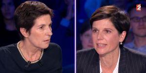 ONPC : pourquoi le clash entre Christine Angot et Sandrine Rousseau était insoutenable