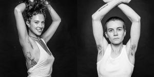 """""""Natural Beauty"""" : ce photographe tord le cou au diktat de l'épilation féminine"""