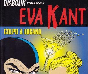 La BD italienne Diabolik