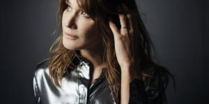 L'interview girl power de Carla Bruni