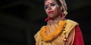 Ces femmes victimes d'attaque à l'acide ont défilé pour la bonne cause