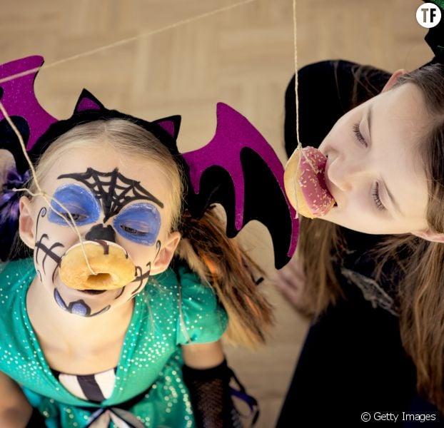 Halloween 2017 5 tutos maquillage pour les enfants terrafemina - Maquillage sorciere fillette ...