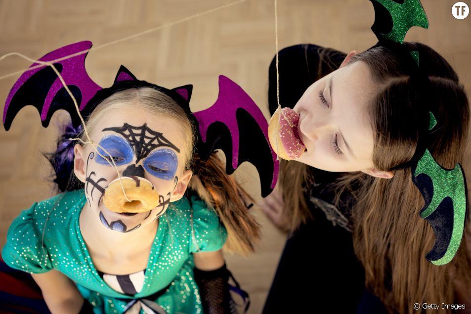 Halloween 2017 : 5 tutos maquillage pour enfants