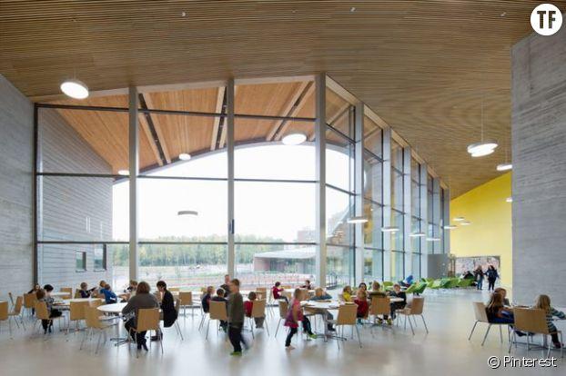 Ecole de Saunalahti, Espoo, Finlande