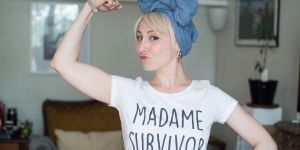 Les Franjynes, ces accessoires beauté qui aident les femmes après une chimio