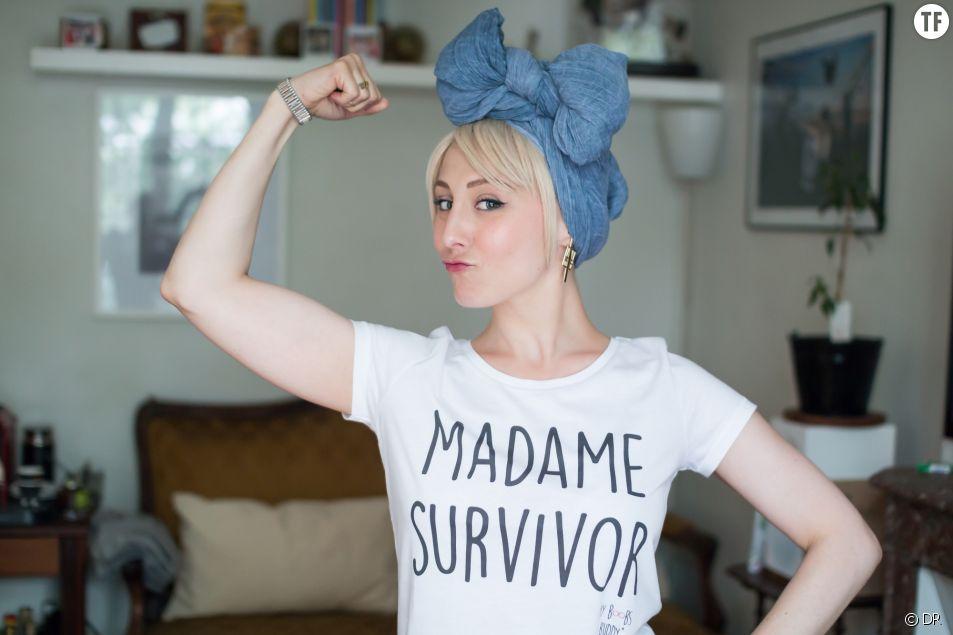 Julie Meunier, créatrice des Franjynes.