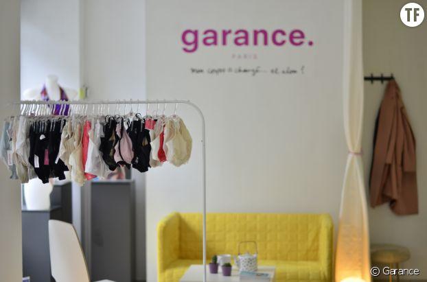 La boutique de Garance, dans le XIII arrondissement de Paris