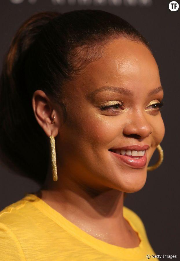 Rihanna le 7 septembre 2017