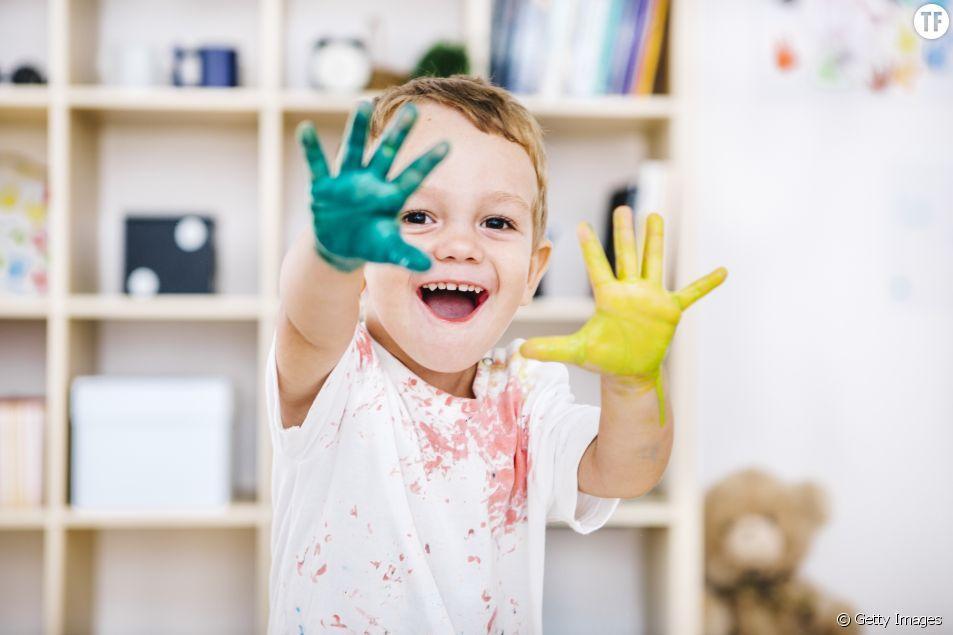 Certaines peintures pour enfants seraient bourrées de produits toxiques