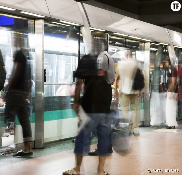#StopAux Frotteurs : elle lance une pétition pour dire non au harcèlement sexuel dans le métro