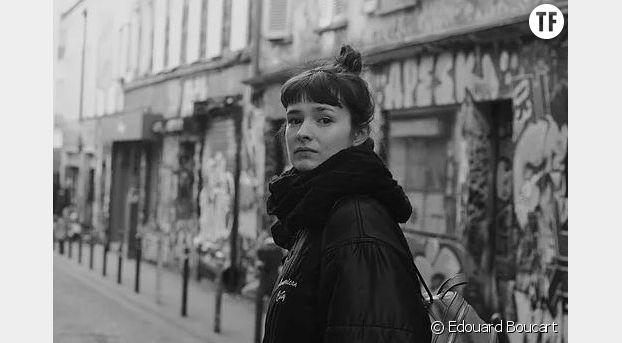 Alice Millou, Paris. Crédit : Edouard Boucart