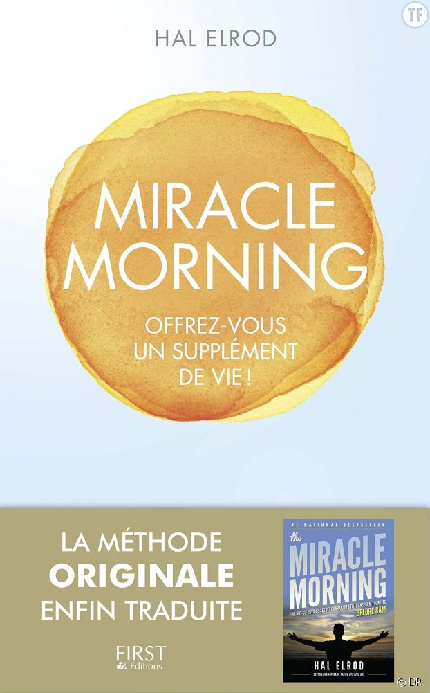 Miracle Morning, d'Hal Elrod (éditions Pocket)