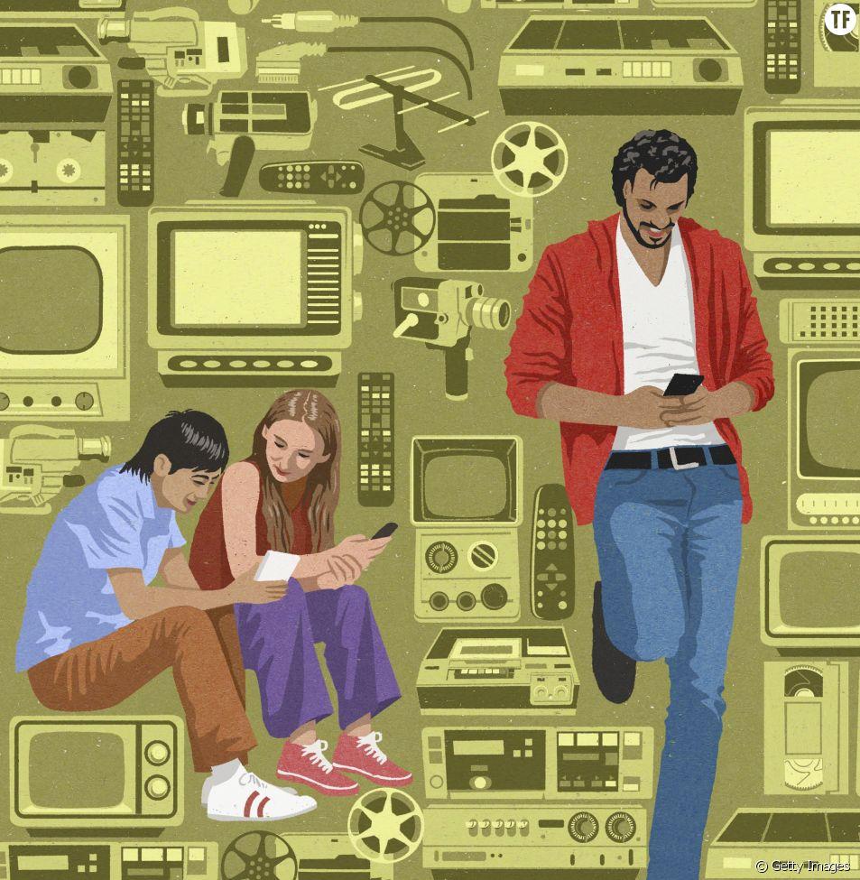 Ce que les adolescents d'aujourd'hui ignorent de ceux d'hier.