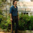 """Negan et Rick dans la saison 7 de """"The Walking Dead"""""""