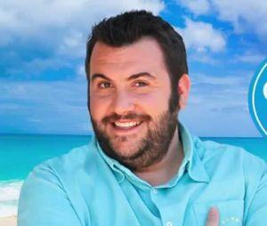 Laurent Ournac, dans le rôle de Tom, dans la série Camping Paradis.