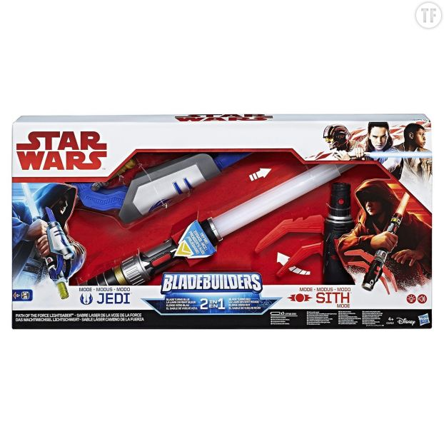 Sabre Star Wars 2 en 1