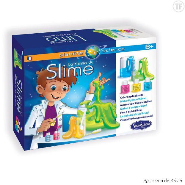 La chimie du slime