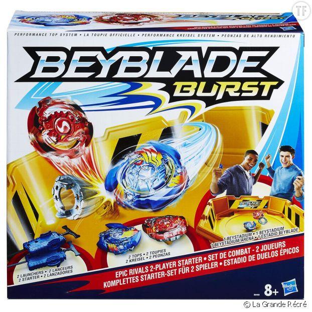Coffret de combat Beyblade