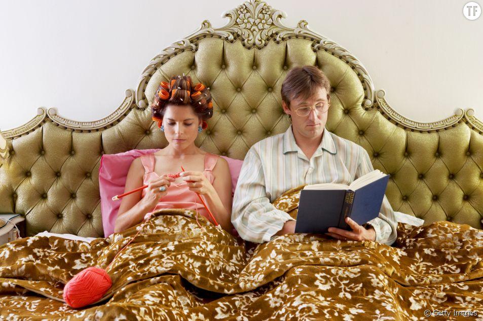 Photo d'illustration de la routine d'un couple.