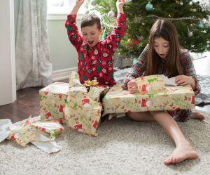 La plus jolie idée pour capturer la magie du matin de Noël