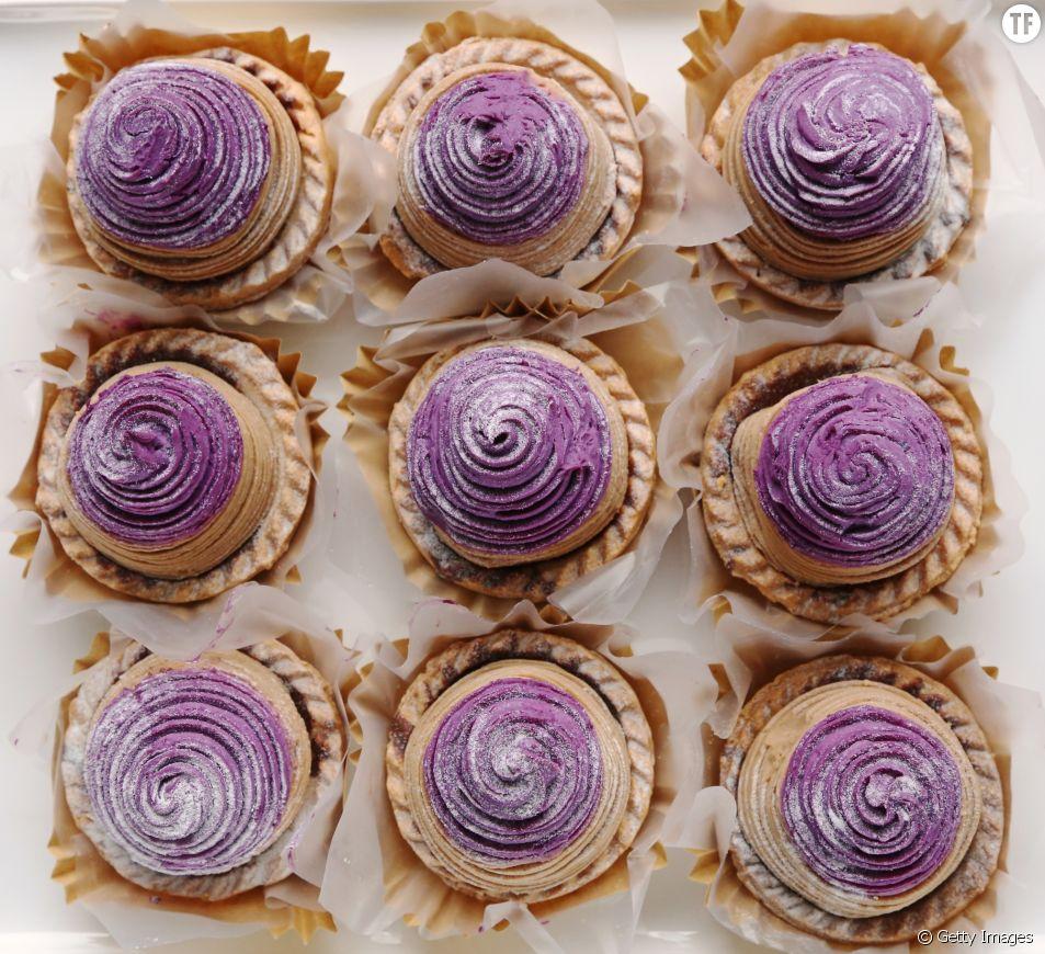 """La folie """"Ube"""" : quel est cet ingrédient violet qui affole les gourmands ?"""