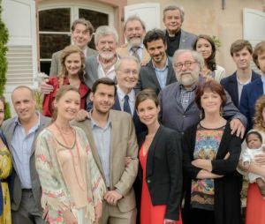 Les acteurs d'Une Famille formidable