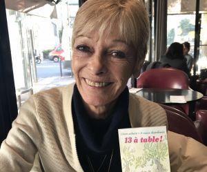 """Françoise Bourdin pour Les Restos du Coeur : """"L'élan de solidarité m'a séduite"""""""
