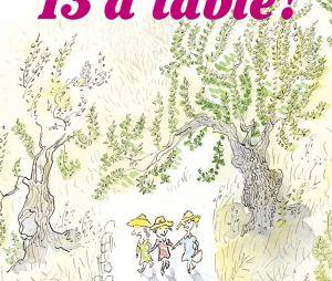 """Photo de couverture de """"13 à table!""""."""