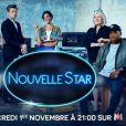Nouvelle Star, tous les mercredis sur M6.