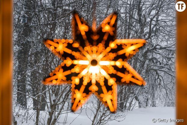 Le délice d'un Noël en Scandinavie