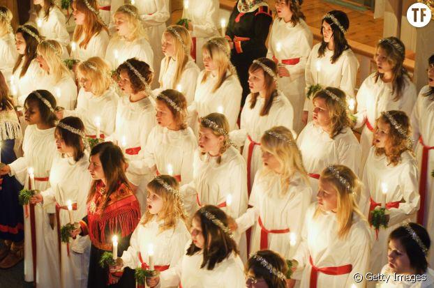 Chants de Noël en Scandinavie