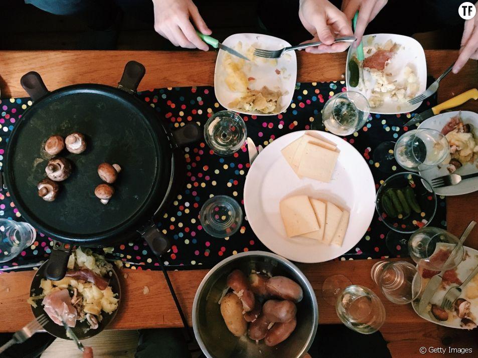 Raclette : quelle quantité de fromage par personne acheter ?
