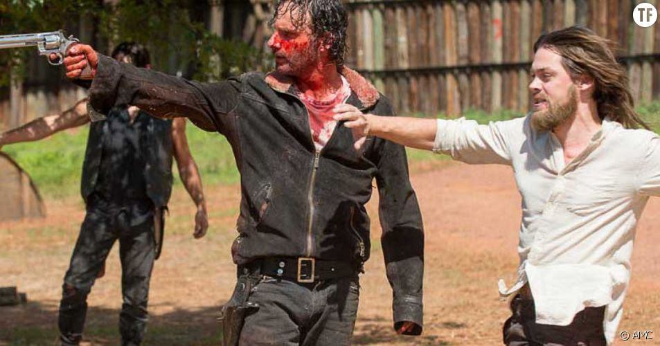 The Walking Dead saison 8 en replay