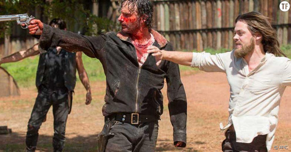 The Walking Dead saison 8 en replay