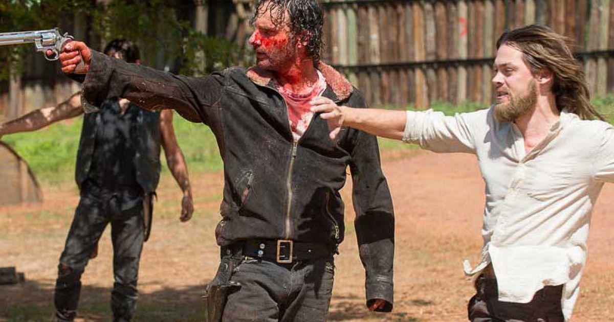 The Walking Dead Saison 8 Streaming