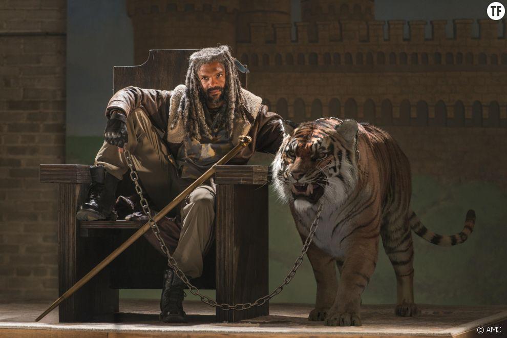 Ezekiel dans The Walking Dead