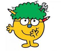 """La série de livres pour enfants """"Monsieur Madame"""" crée une figure de femme ingénieure"""