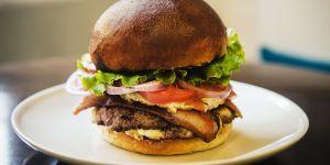 Voici le burger le plus populaire de Pinterest (et il a une sauce secrète)