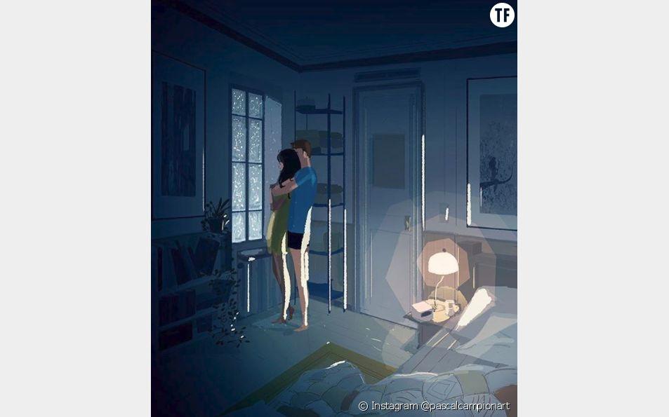 Illustration de Pascal Campion.