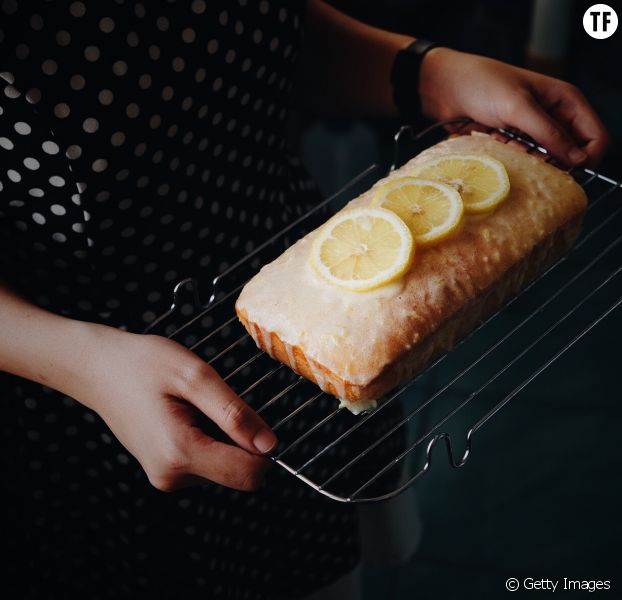 Recette de cake au citron vegan