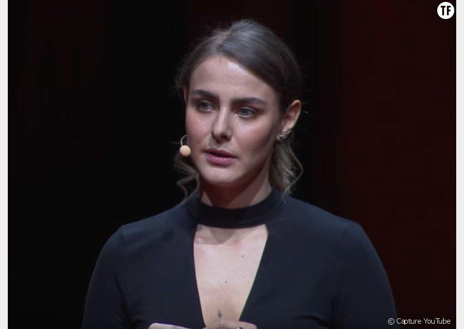Marion Seclin au TEDxChampsElyséesWomen