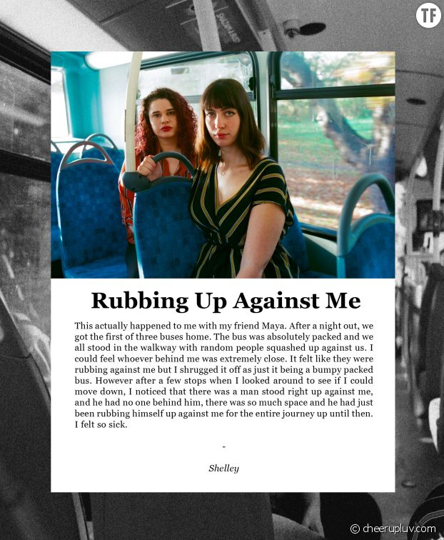 """Une photo d'Eliza Hatch pour son projet """"Cheer Up Luv""""."""