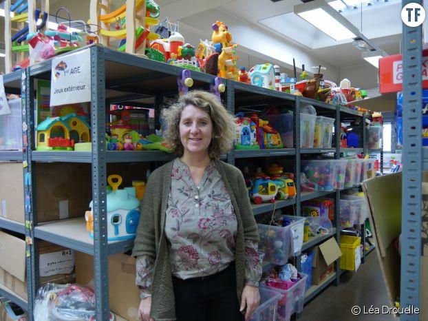 Claire Tournefier-Droual, directrice du développement et fondatrice de Rejoué