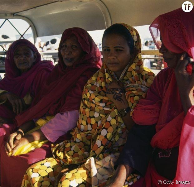 Photo d'illustration de femmes soudanaises.