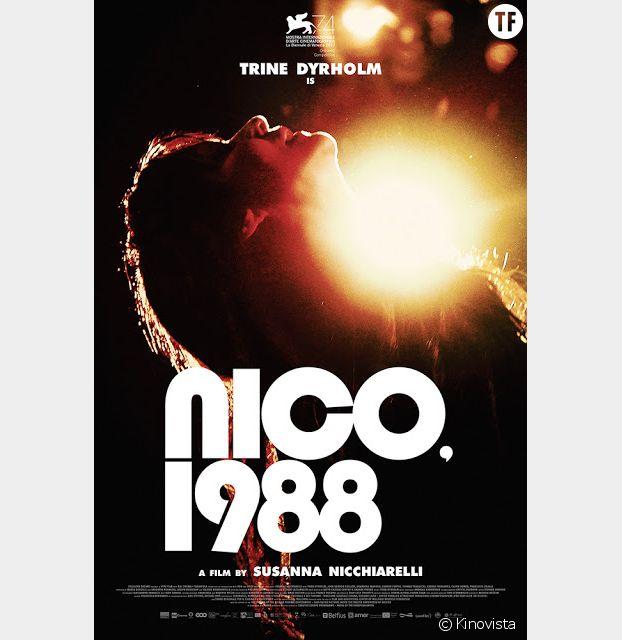 Affiche du film Nico 1988 de Susanna Nicchiarelli