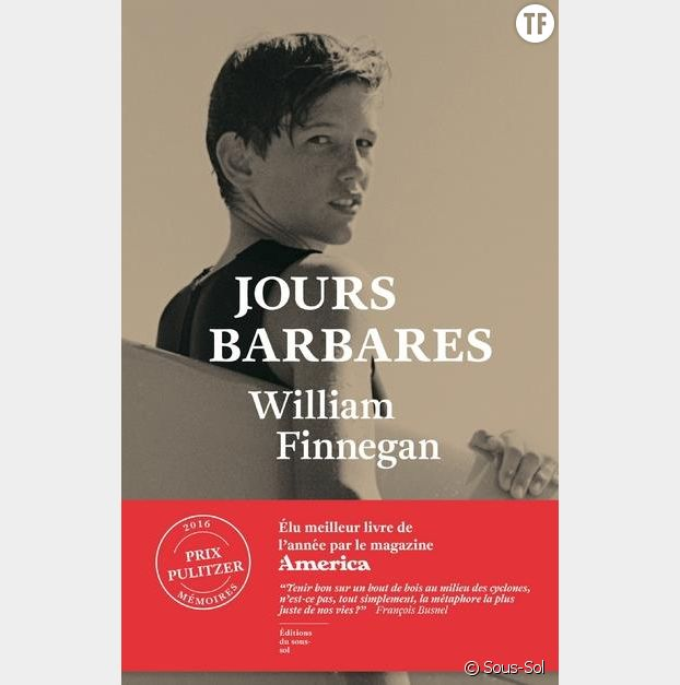 Les jours barbares de William Finnegan