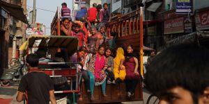 À New Delhi, une brigade de motardes lutte contre les agressions sexuelles